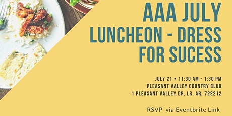 July Luncheon - Dress For Success tickets