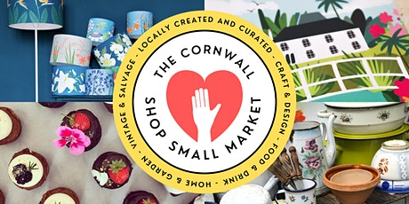 The Cornwall Shop Small Market - FREE EVENT tickets
