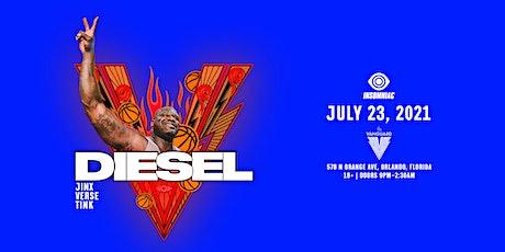 DJ Diesel (Shaquille O'Neal) tickets