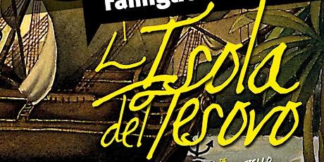 SIC - L'isola del tesoro - Famiglie al teatro. biglietti