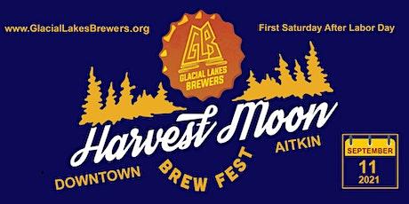 2021 Harvest Moon Brew Fest tickets