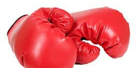 Virtual Kickboxing Class tickets
