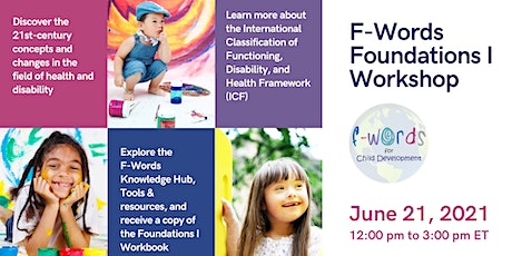 F-Words Foundations I Workshop tickets