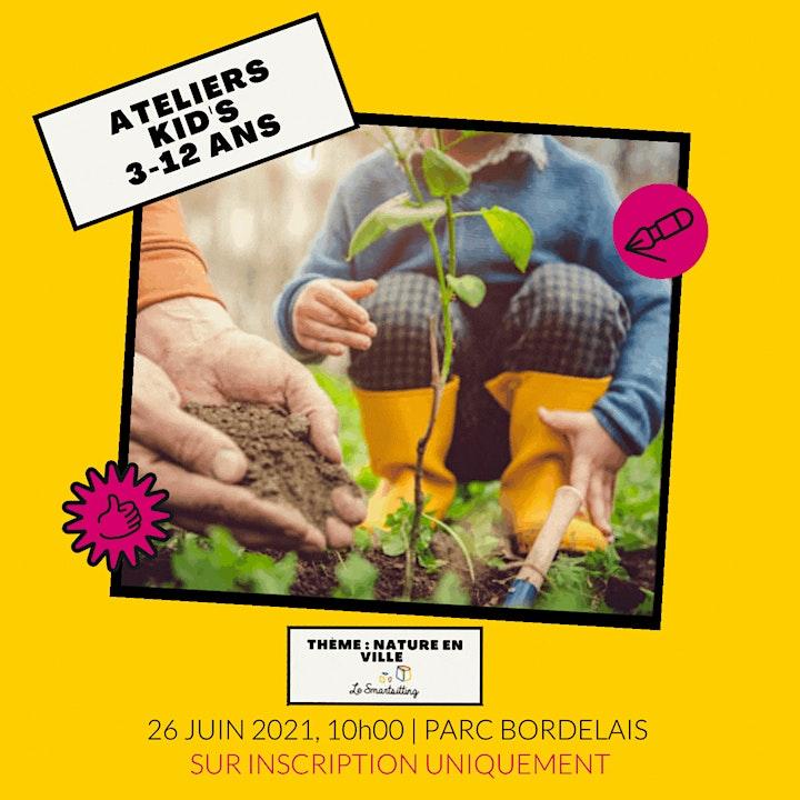 Image pour Ateliers Kid's 3-12 ans