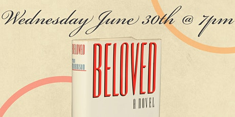Within the Margins Bookclub Discussion: Beloved by Toni Morrison tickets