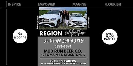 Ann Leonard & Karli Weltzin's Region Celebration tickets