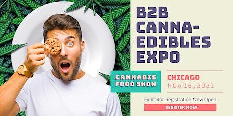 2021 Cannabis Food Show - Exhibitor Registration Portal (Chicago) tickets