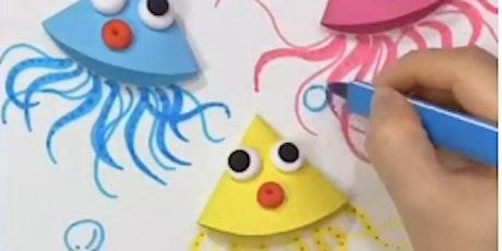 Virtual Kids Club - Arts & Crafts tickets