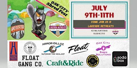 Oak City Shred Fest 2021 tickets