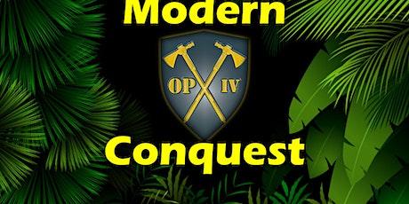 Modern Conquest Episode II tickets
