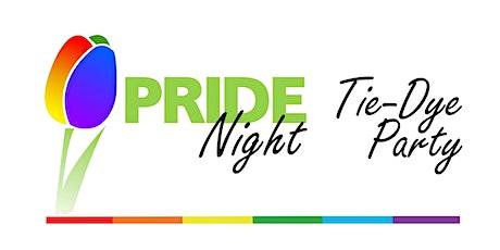 PRIDE Night: Tie-Dye Party tickets