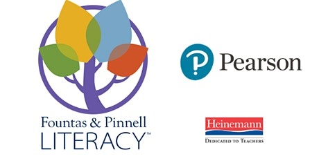 Fountas & Pinnell Literacy - Summer Learning Virtual PD tickets