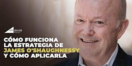 Cómo funciona la estrategia de James O'Shaughnessy y cómo aplicarla entradas
