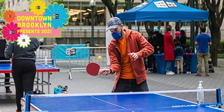 DTBK Presents: Kid-Friendly Ping-Pong Happy Hours tickets
