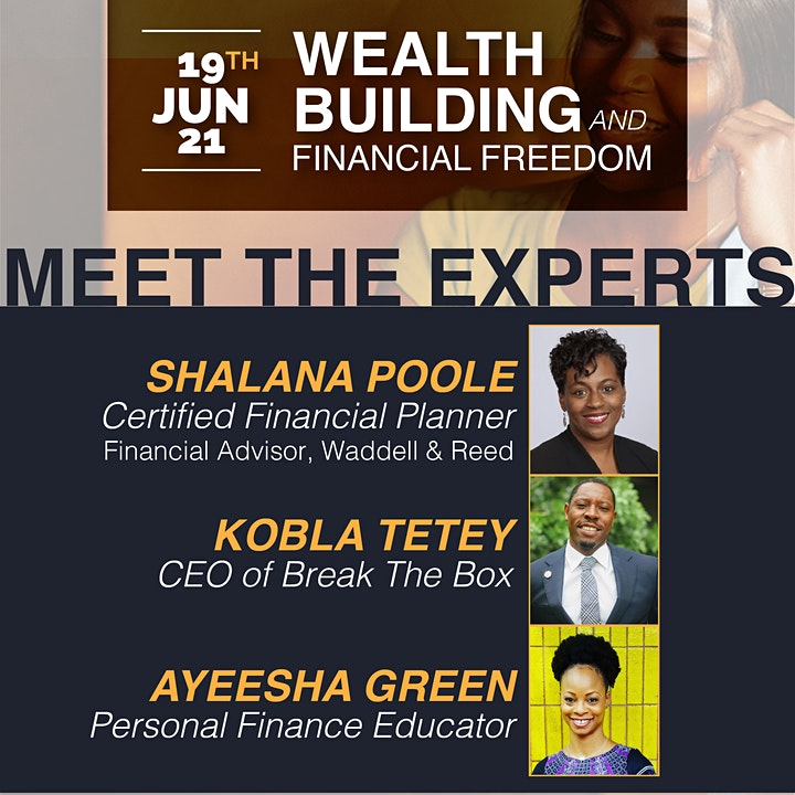 Wealth Building and Financial Empowerment image