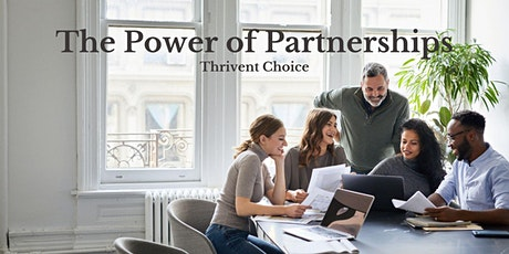The Power of Partnerships tickets