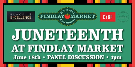Juneteenth Panel Discussion tickets