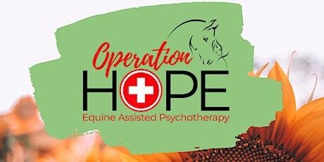 Operation Hope's Summer Fundraiser tickets