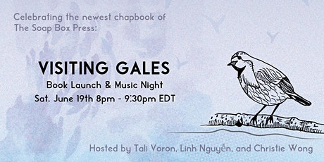 Visiting Gales Launch and Music Night tickets