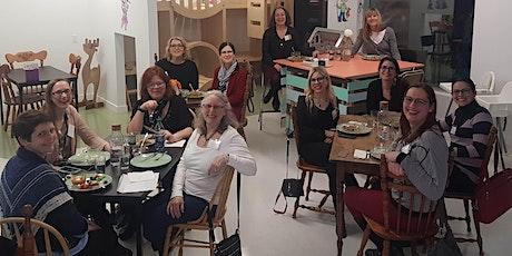 Café-Réseautage EN PERSONNE à Québec (ou organisez votre groupe!) billets
