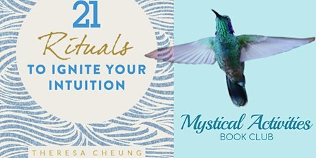 21 Rituals to Ignite Your Intuition | Mystical Activities BOOK CLUB tickets