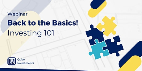 Back to the Basics! Investing 101 tickets