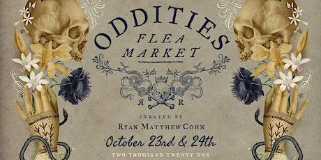 Oddities Flea Market Los Angeles tickets