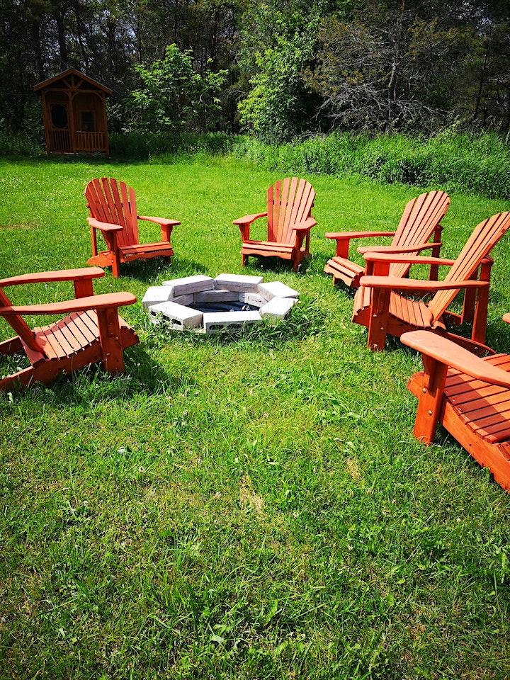 Fireside Writing Retreat at Dreamers Writing Farm image