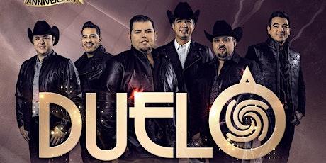 Duelo, Salomon Robles & Grupo Anaya tickets