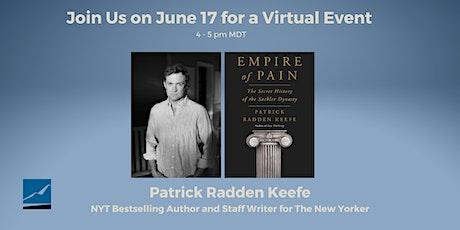 Obermeyer Wood Virtual Event: Patrick Radden Keefe tickets