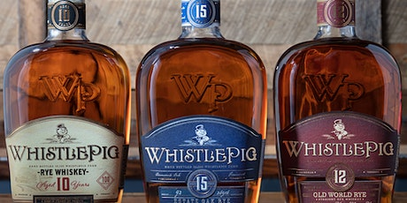 WhistlePig Tasting and Dinner tickets