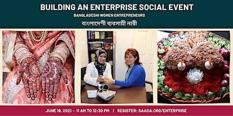Building an Enterprise Social Event tickets