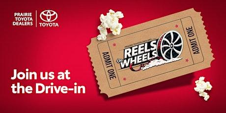 Prairie Toyota Dealers Reels on Wheels  - Red Deer , AB, Disneys Raya tickets
