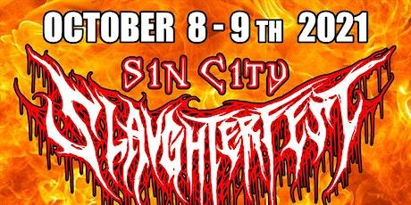 Sin City Slaughterfest tickets