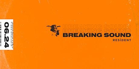 Breaking Sound: PRETTY., Lulu Simon, Unsound Sunday, Kira Kosarin + more tickets