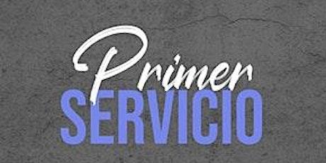 1er. Servicio Dominical - Domingo 13 de Junio entradas