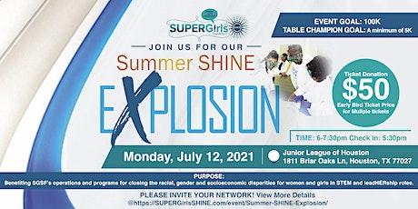 Summer SHINE Explosion tickets