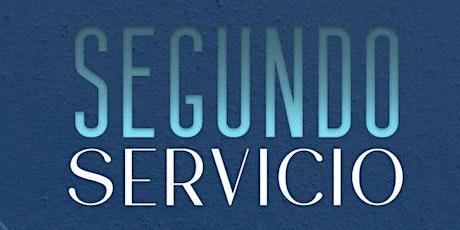 2do. Servicio Dominical - Domingo 13 de Junio entradas