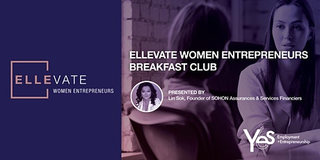 ELLEvate Breakfast Club: Putting Your Business Hat On tickets