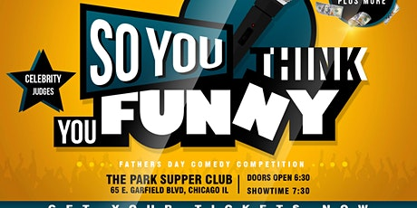 SO YOU THINK YOU FUNNY tickets