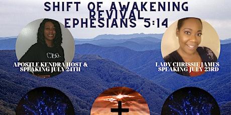 Shift of Awakening Revival  (Ephesians 5:14) tickets