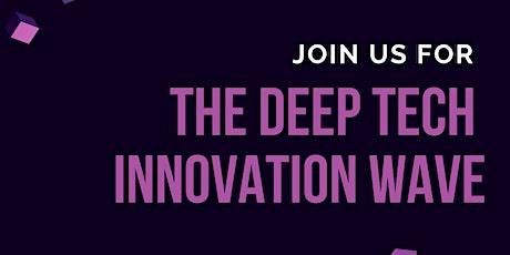 The DeepTech Innovation Week tickets