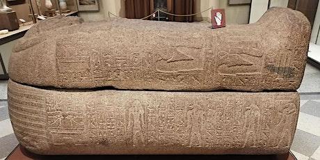Dr Wolfram Grajetzki : Private Sarcophagi of the Ramesside Period tickets