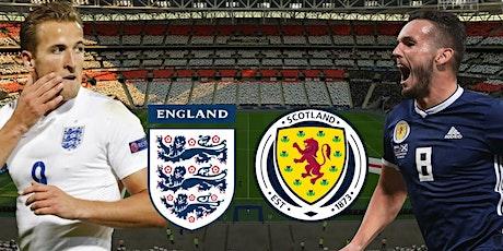 England Vs Scotland Euro 2021 tickets