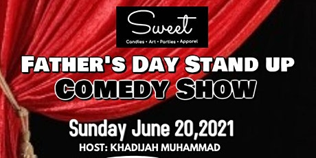 Sweet Shop Father's Day Comedy Show tickets