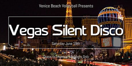 Vegas Silent Disco Party (VBV Members' Event) tickets