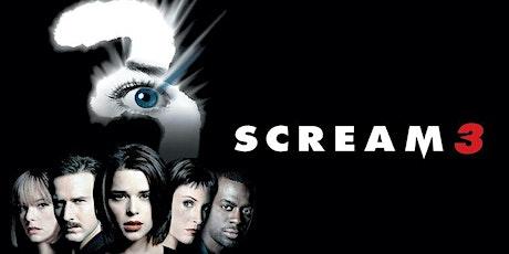 SCREAM 3 (R)(2000) Drive-In 11:15 pm (Sat. June 26) tickets