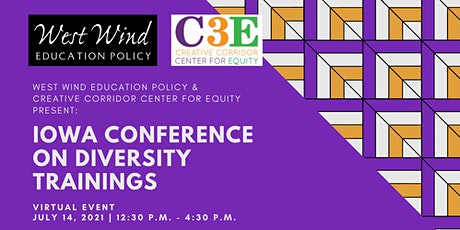 Iowa Conference on Diversity Training biglietti