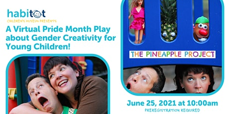 A Free Virtual Play about Gender Creativity for Young Children tickets