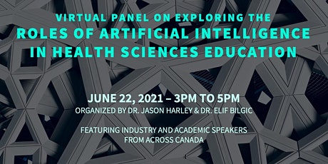 Exploring the Roles of Artificial Intelligence in Health Sciences Education tickets